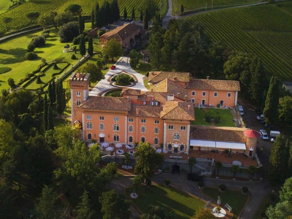 Vinum SPA: vinoterapia al Castello di Spessa