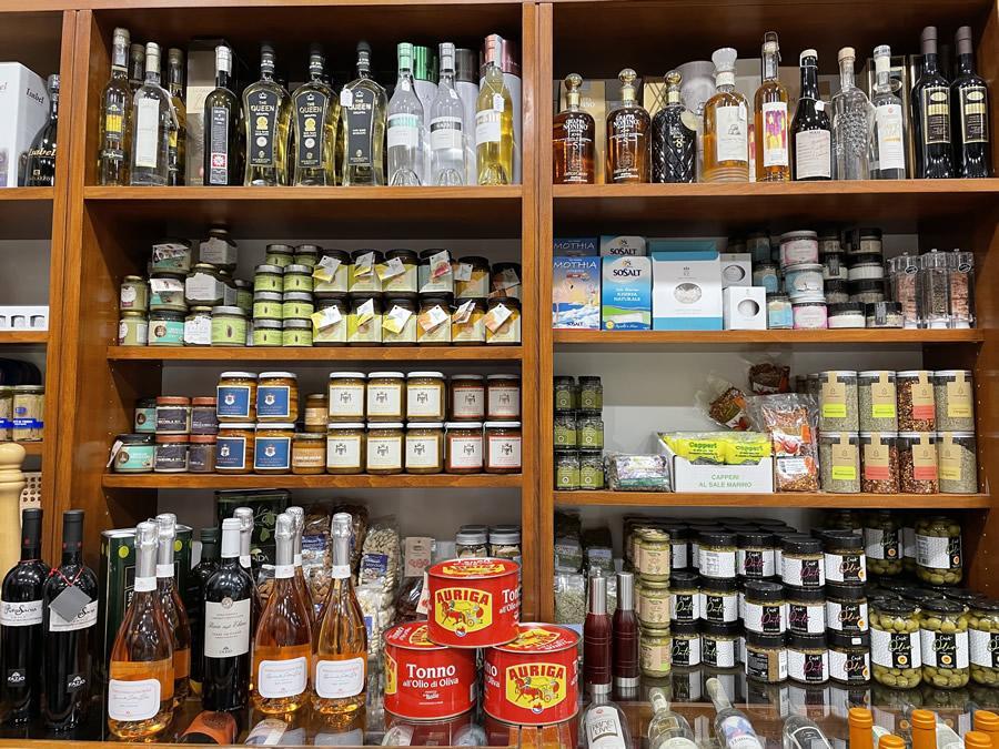Renda Enogastronomia a Trapani: prodotti tipici siciliani