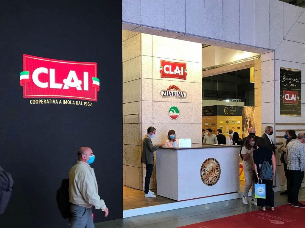 CLAI al Cibus 2021: rebranding e nuovi salumi