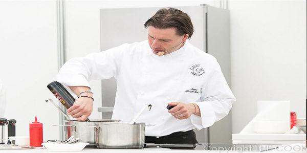 Ivano Ricchebono, intervista allo chef 8 stelle Michelin
